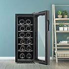 Wine Cabinet Cooler Beer Fridge 12/16 Bottle Drink