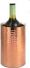 WINE COOLER 12CM COPPER