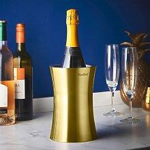 Wine Cooler VonShef Colour: Gold