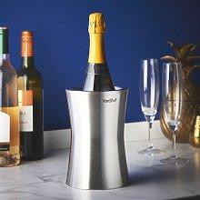 Wine Cooler VonShef Colour: Silver