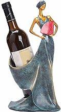 Wine Holder,Tall Drink Giraffe Animal Tabletop