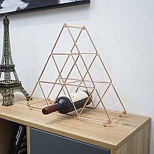 Wine Rack Creative Metal Wine Cabinet Decorative