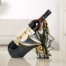 Wine Rack Household Wine Cabinet Decoration Resin