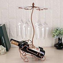 Wine Rack One Creative Metal Wine Cabinet