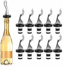 Wine Stopper, 10pcs 3.7x1.3x1.3in Wine Bottle