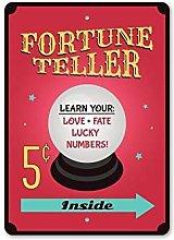 Wini2342ckey Fortune Teller Here, Magic Fortune,
