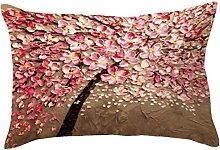Winkey Square Pillowcase, 30cm*50cm Rectangle