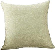 Winkey Square Pillowcase, 50 * 50cm Simple Fashion