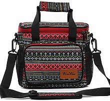 Winmax Insulated Cool Bag, Lunch Carry Bag Cooler
