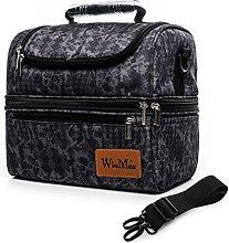 Winmax Insulated Cooler Bag, Picnic Cool Bag Dual