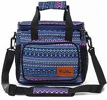 Winmax Lunch Shoulder Bag, Picnic Bag, Lunch Bag