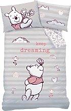 Winnie the Pooh Baby Bedding Flannelette Girls 1