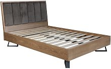 Winnie Upholstered Bed Frame Williston Forge
