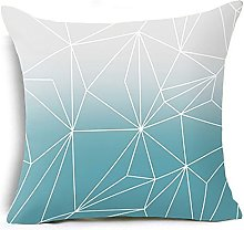 WINNNGOO Cushion Cover Simple Velvet Vintage Style