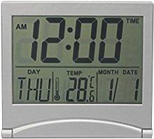 WINOMO Digital Mirror Alarm Clock Creative