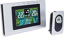 WINOMO LCD Digital Alarm Clock Forecast Weather