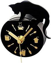 WINOMO Magnetic Fridge Clock Fridge Magnets