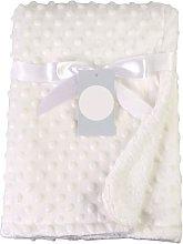 Winter Baby Blanket Soft Fleece Baby Girls Boy