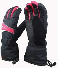 Winter Rechargeable Electric Heated Gloves,