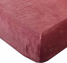 Winter Soft Plush Fitted Sheet, 30cm Deep Luxury