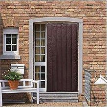 Winter Thicken Cotton Door Curtain, Winter Heavy