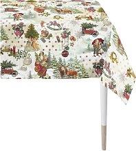Winterwelt Tablecloth Apelt