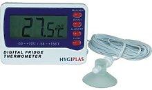 Winware Digital Fridge/Freezer Thermometer