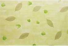 Winware Laminated PVC Wipe Clean Square Tablecloth