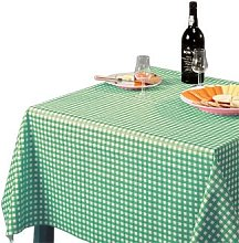 Winware Wipe Clean Tablecloth