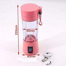 WINWEY Portable + USB Electric Fruit Juicer