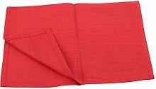 Winwinfly Linen Cotton Napkins Heat Insulation Mat