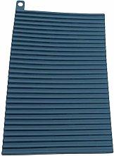 Winwinfly Plastic Rubber Trivet Mat for Hot Pan