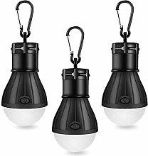 Winzwon Camping Light Tent Light Waterproof LED