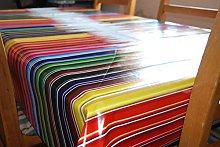 Wipe Clean PVC, Tablecloth, Oilcloth, Vinyl -