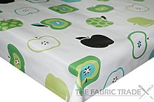 Wipe Clean PVC Tablecloth Vinyl Oilcloth Kitchen