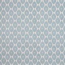 Wipe Clean Tablecloth PVC Vinyl Oilcloth Duck Egg