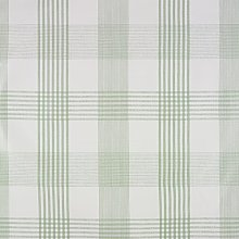 Wipe Clean Tablecloth PVC Vinyl Sage Green Light