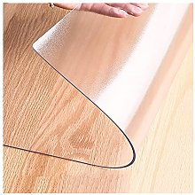 Wipeable PVC Waterproof Table Protector,