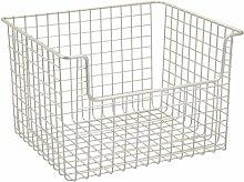 Wire Basket InterDesign Size: 29cm H x 25.4cm W x