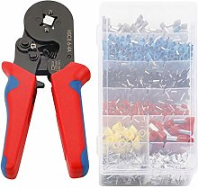 Wire Crimping Tool Kit Multicolor 0.25-10 mm²