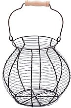 Wire Egg Basket - Vintage Style - by Trademark