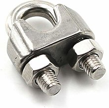 Wire Rope Clip - BE-TOOL M4 304 Stainless Steel
