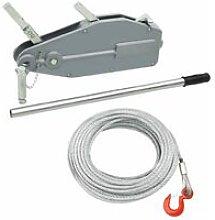 Wire Rope Hoist Winch 800 kg
