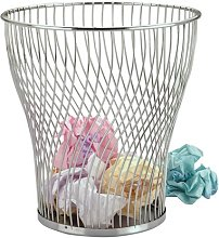 Wire Waste Paper Basket Symple Stuff