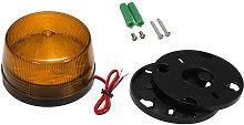 Wired Alarm Strobe Signal Safety Warning LED Light