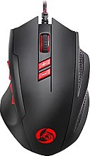 .Wired Mechanical Gaming Mouse 10000 DPI 17.