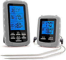 Wireless barbecue thermometer EN-2050 gray