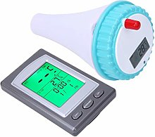 Wireless Floating Thermometer Waterproof Digital
