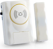 Wireless Home Security Door Window Alarm Warning