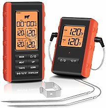 Wireless Meat Thermometer Digital Remote Cooking